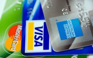 credit cards large